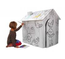 Dětský domeček hrací - Ráj zvířat 1