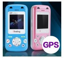 jaký mobil pro dítě - ibaby Q9G