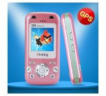 dětský mobilní telefon růžový